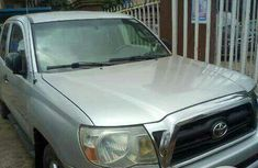 Neatly Used 2005 Toyota Tacoma for Quick Sale in Lagos
