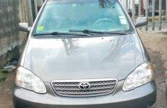 Neat Nigerian used Toyota Corolla 2006