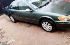 Well Maintained Nigerian used Toyota camry 2001
