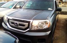 Foreign Used Honda Pilot 2010 Model for Sale in Lagos