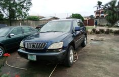 Nigeria Used Lexus RX 300 2003 Model Blue