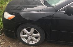 Black Foreign Used Toyota Camry 2008 Model Sport Edition
