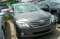 Grey Foreign Used Toyota Camry 2008 Model Sedan