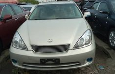 Foreign Used 2005 Model Lexus ES 330 Silver for Sale
