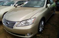 Brown 2010 Model Foreign Used Lexus ES 350 for Sale