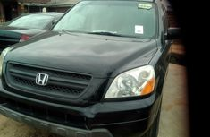 Black Foreign Used Honda Pilot 2004 Model for Sale