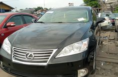 Grey 2010 Model Foreign Used Lexus ES 350 for Sale