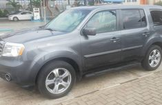 Grey Foreign Used Honda Pilot 2012 Model for Sale