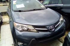Toyota Rav4 2013 Tokunbo Blue Colour for Sale in Lagos