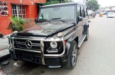 Neat Nigerian used 2006 Mercedes-Benz G63