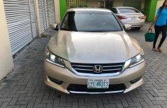 Neat Nigerian used 2014 Honda Accord Petrol Automatic