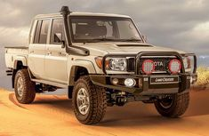 Toyota unveils 2020 Land Cruiser Namib for South African market