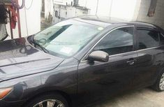 Foreign used Toyota Camry Black 2010 Model for Sale