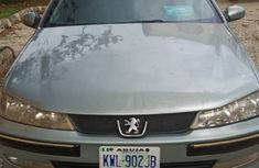 Peugeot 406 Manual Nigerian Used 2004 Model for Sale