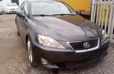 Foreign Used 2008 Model Lexus IS 250 for Sale