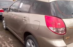 Used Toyota Matrix Tokunbo 2008 Hatchback for Sale in Lagos