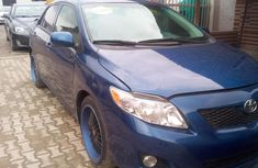 2009 Toyota Corolla Foreign used 2009 Model for Sale