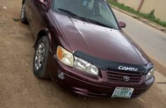 Nigeria Used Toyota Camry 2001 Model for Sale