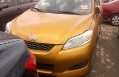 Used Toyota Matrix Tokunbo 2009 Model for Sale in Lagos