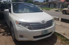 2010 Toyota Venza Nigerian Used Crossover for Sale