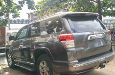 2011 Toyota 4 Runner Foreign Used Black SUV for Sale