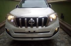 Toyota Land Cruiser 2015 Foreign Used Jeep