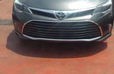 Foreign Used 2016 Model Toyota Avalon Black