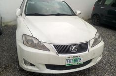 Nigeria Used 2008 Model Lexus IS 250 for Sale