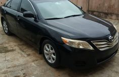 Black Foreign Used 2011 Model Toyota Camry for Sale