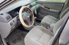 Nigeria Used Toyota Corolla Sport 2005 Model for Sale