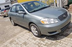 Foreign Used 2003 Toyota Corolla