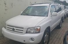 Foreign Used 2005 Toyota Highlander
