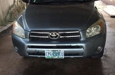 Properly maintained Nigerian used 2007 Toyota RAV4