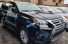 Black 2015 Foreign Used Lexus GX 460 SUV for Sale