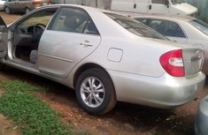 Foreign Used Sedan Toyota Camry 2004 Model Beige