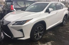 White Foreign Used Lexus RX 350 2017 Model for Sale