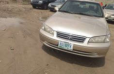 Beige Nigeria Used Toyota Camry 2010 Model for Sale