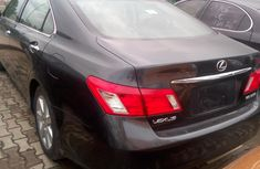 Black Foreign Used Lexus ES 330 2005 Model Sedan