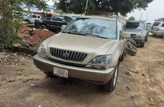 Brown Foreign Used Lexus RX 300 2000 Model