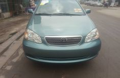 Tokunbo Toyota Corolla LE for Sale in Lagos 2005 Model