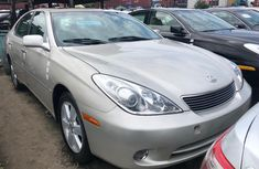 Lexus ES 330 2006 Tokunbo Silver V6 for Sale
