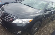 Black Foreign Used Toyota Camry 2008 Model for Sale