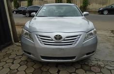 Foreign Used Toyota Camry 2008 Silver Sedan for Sale