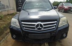 Mercedes Benz GLK 2009 Model Foreign Used for sale.