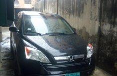 Nigeria Used Honda CR-V 2009 Model Black