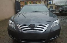 Grey Foreign Used Toyota Camry 2008 Model for Sale