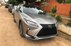 Nigeria Used Lexus RX 350 2018 Model for Sale
