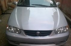 Foreign Used Toyota Corolla 2002 Model for Sale in Lagos