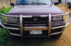 Nigeria Used Nissan Pathfinder 2000 Model Brown for Sale