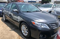 Foreign Used Toyota Camry Silver Colour 2008 Model